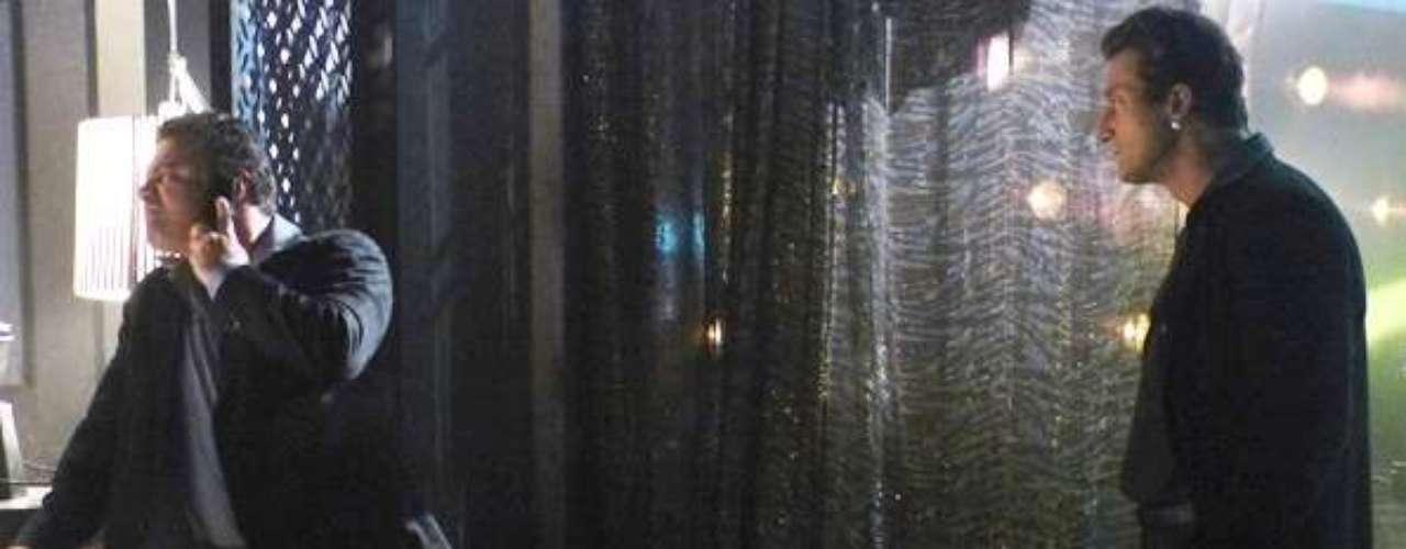 Depois de ser provocado por Morena (Nanda Costa), Russo (Adriano Garib) ordenará o sequestro da filha dela