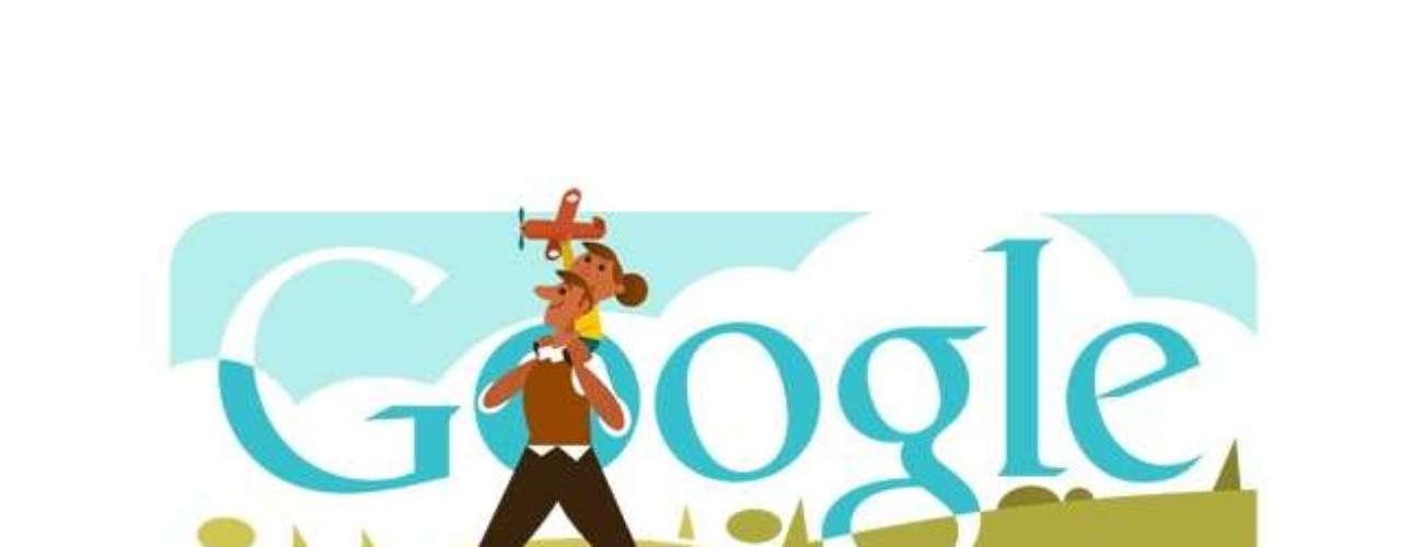 11 de agosto - Dia dos Pais, que no Brasil é celebrado no segundo domingo de agosto