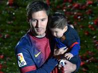 Messi Foto: GTRES