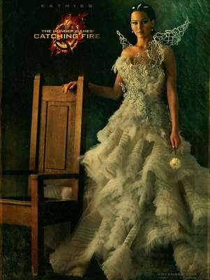 Este es el el vestido que describe Lawrence de la película. Foto: Divulgación