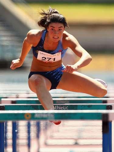 3: Michelle Jenneke (Austrália): atletismo - 14,8milhões de pesquisas