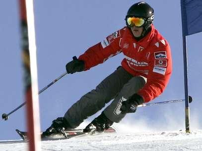 Schumacher teria passado por segunda intervenção cirúrgica Foto: Reuters