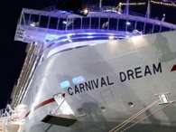 El Carnival Dream. Foto: Getty Images