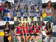 Lindas chicas ponen ambiente en jornada 17 del Clausura 2013 Foto: Mexsport