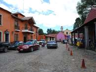 Calle de Huasca, Hidalgo.Foto: Wikipedia/Thelmadatter
