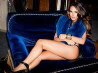 Tamara Ecclestone en Playboy. Foto: Playboy