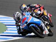Viales y Salom en Le Mans Foto: 