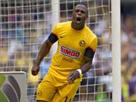 Christian Benitez celebrates his goal as America defeated Monterrey 2-1 to advance to the Clausura 2013 final next Sunday. Photo: Mexsport