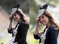 Kate Middleton. Foto: Daily Mail