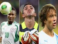 Confed Cup: Players to watch in Uruguay vs. Nigeria (photos). Photo: Getty