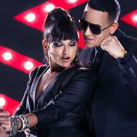 Natalia Jimenez & Daddy Yankee hit it off in their new video, 'Noche de los Dos' Foto: Official Site