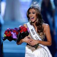Miss USA 2013: Photos of winner Erin Brady from Connecticut . Photo: Getty Images