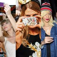 Fundas de iPhone para fashionistas. Foto: Getty Images