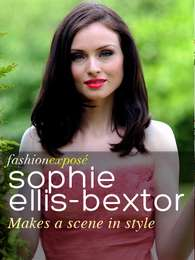 "Sophie Ellis-Bextor is not only a singer, she is also a fashionista and trend setter. The ""Catch You"" hit maker looks more like a model than your average pop star and that is why we love her. Her style ranges from the quirky, to the sophisticated, to the fashion forward. Their is no style Sophie cannot rock, let's look at her fashion exposé and tell us what your favorite look is. (Terra USA/Armando Tinoco) Foto: Getty Images"