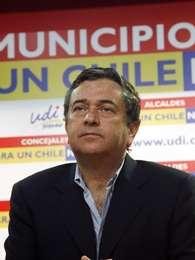 Juan Antonio Coloma (UDI). Foto: Agencia Uno