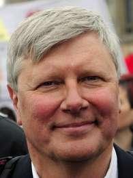 Lars Ohly já foi o líder do Partido de Esquerda sueco Foto: AFP