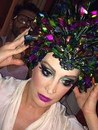 """Claudia Raia mostrou preparação: """"explode Beija-Flor"""" Foto: @claudiarreal / Instagram / Reprodução"""