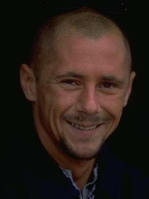 Doriano Romboni em foto de 1997; veterano morreu em homenagem a Simoncelli Foto: Getty Images