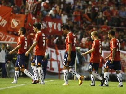 Independiente está em terceiro lugar na Série B argentina Foto: Getty Images