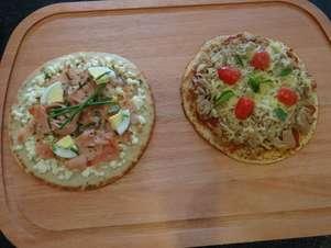 Pizza Dukan Foto: Dieta Dukan Brasil / Divulgação