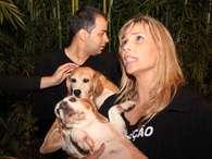 Segundo relatos, ao menos de 200 cães foram retirados do instituto e páginas na internet foram criadas para adoção Foto:  Edison Temoteo / Futura Press