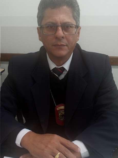 Delegado titular da Delpom, Cícero Simão da Costa Foto: Janaina Garcia / Terra