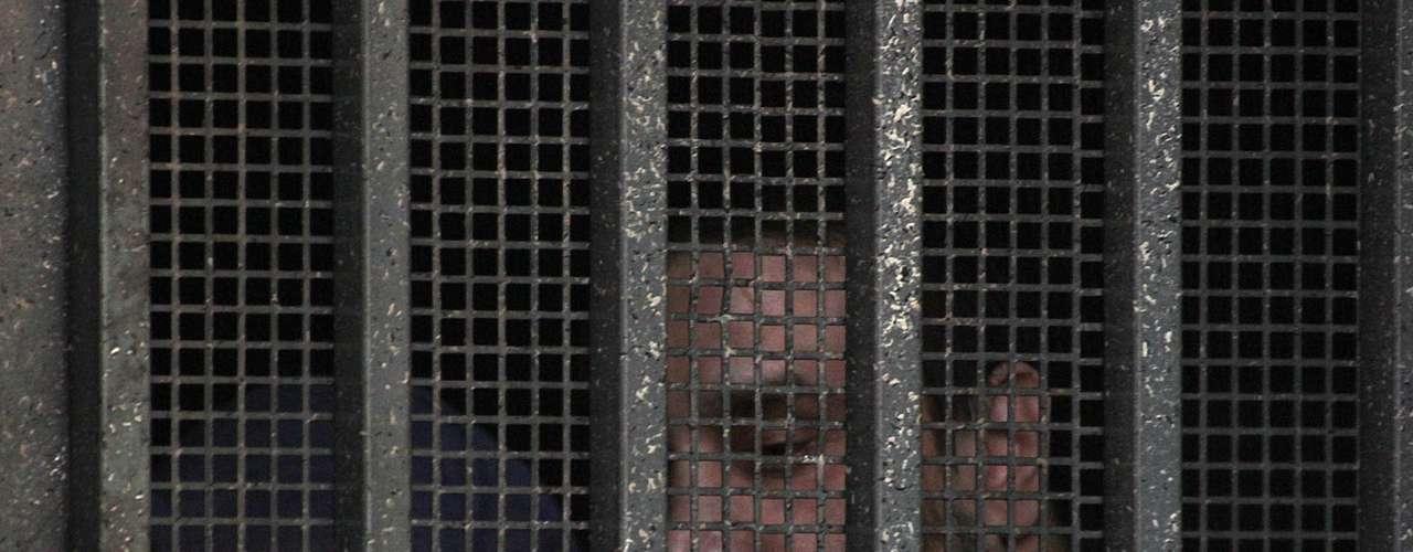 Daniel Coutinho é transferido após ter alta de hospital, onde estava internado sob custódia, na sexta-feira (7)