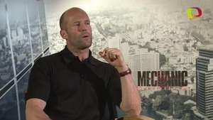 "Jason Statham es un asesino profesional en ""Mechanic Resurrection"""