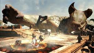 Veja o que achamos do multiplayer de God of War: Ascension Video: Outer Space