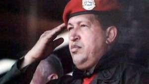 Exposição marca um mês da morte de Hugo Chávez Video: