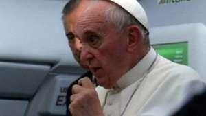 'Orientação sexual não é pecado', diz Papa sobre gays Video: