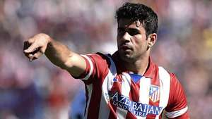Diego Costa comanda vitória do Atlético de Madrid no Espanhol Video: