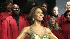 Whitney Houston é homenageada em museu de Londres Video:
