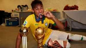 Estrelas da Copa: Neymar, a estrela do Brasil Video: