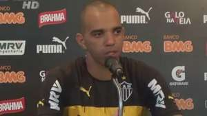 "Tardelli se preocupa com ""estranha"" fase do Atlético-MG Video:"