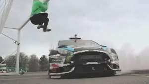 Neymar x Ken Block: astro do Brasil desafia estrela do drift Video: