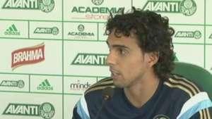 """Diogo sobre Gareca: """"linguagem do futebol é universal"""" Video:"""