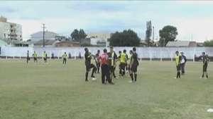 Futebol: FC Cascavel treina pela primeira vez no Ninho da Cobra Video: