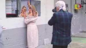 Cara Delevingne entra no ringue para Chanel; veja making of Video: