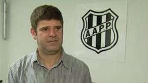 Presidente da Ponte Preta faz análise dos times rebaixados Video: