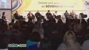 APP Sindicato realiza debate com candidatos ao governo do estado Video: