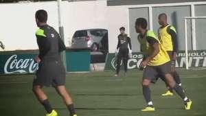 Ex-Corinthians, Internacional e Atlético reforça o Coritiba Video: