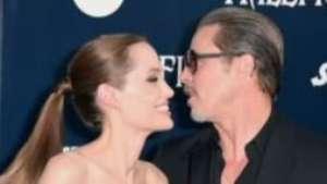 Brad Pitt e Angelina Jolie se casam após nove anos de união Video: