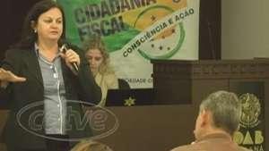 Representantes de Observatórios Sociais realizam evento em Cascavel Video: