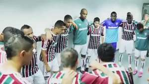 Veja os bastidores do Fluminense na Copa Sul-Americana Video: