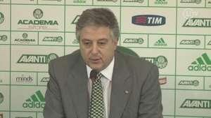Paulo Nobre confirma demissão de Ricardo Gareca Video: