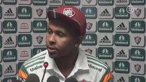 Chiquinho conta como pretende se firmar como titular no Flu Video: