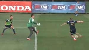 Que fase! Erros em treino refletem mau momento do Palmeiras Video: