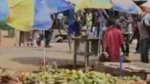 Libéria: paciente com Ebola foge e assusta pessoas em feira Video: