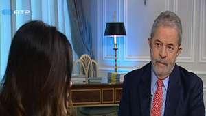 Lula concedeu entrevista durante viagem à Europa